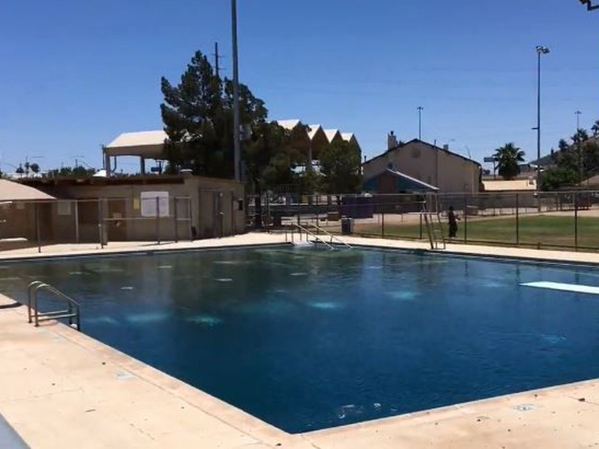 City of Tucson to reopen splash pads, some pools next week