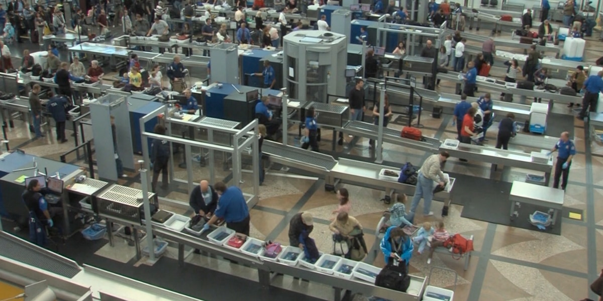 Report: Record number of firearms seized at U.S. airports in 2019