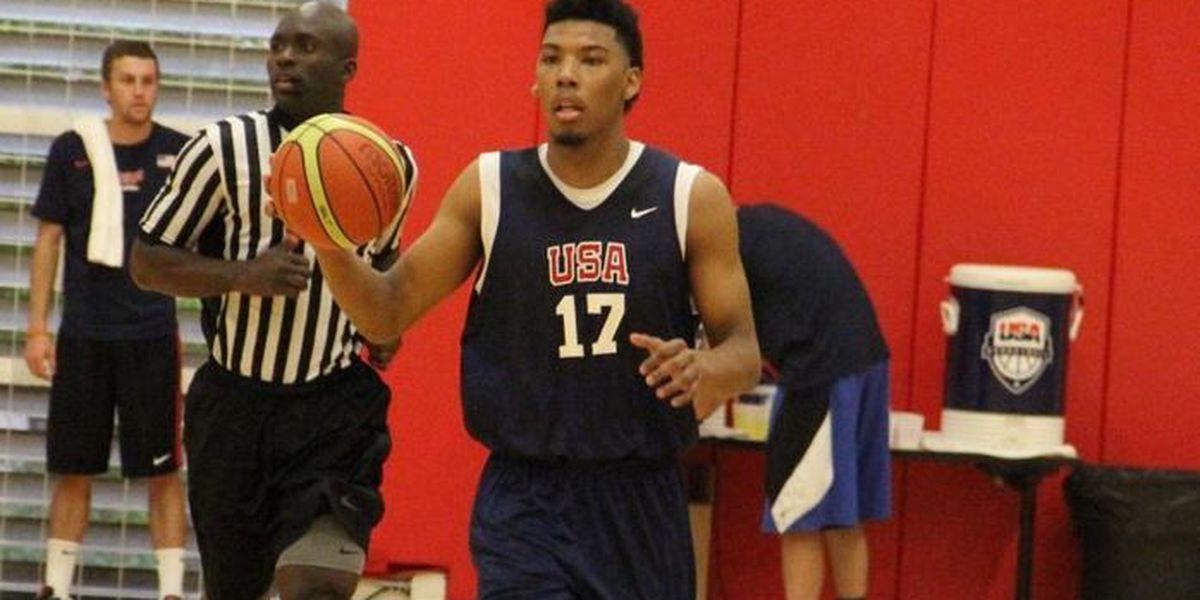 Trier makes Team USA U19 squad