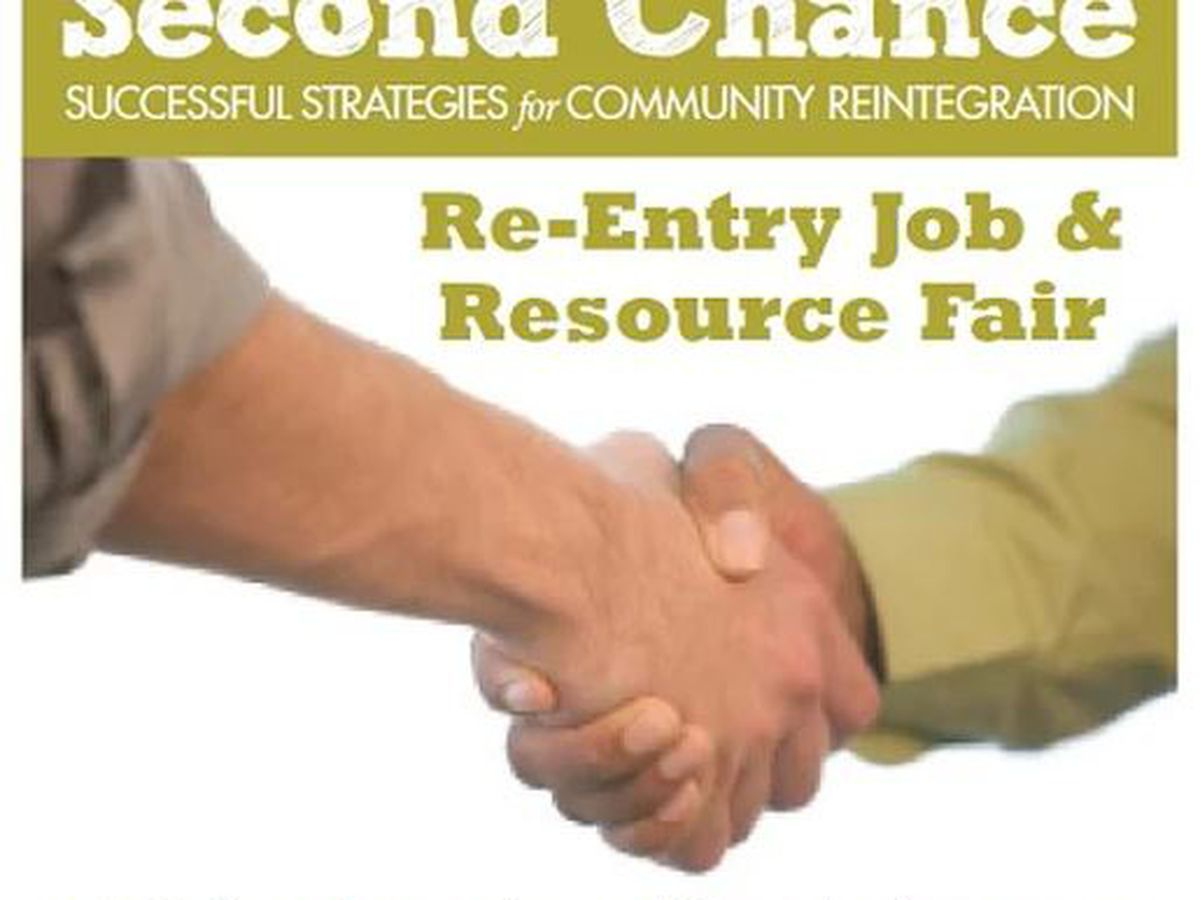 Second Chance Tucson Job & Resource Fair