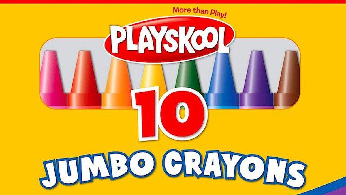 Report Dollar Tree Crayons Contain Asbestos