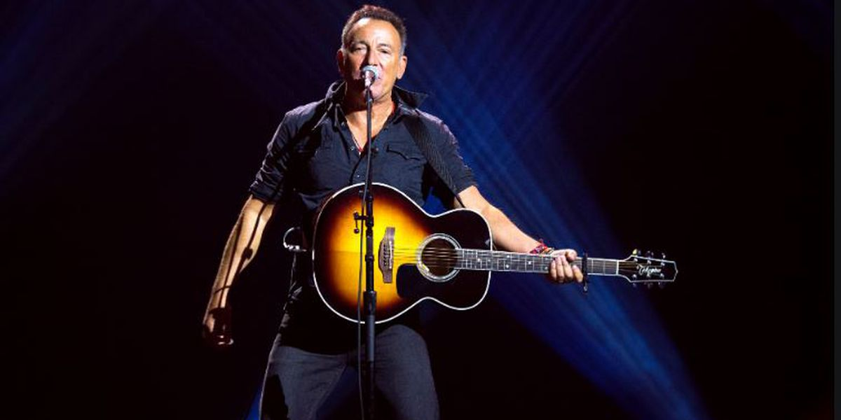 Bruce Springsteen Unveils Video For New 'Western Stars' Track Tucson Train