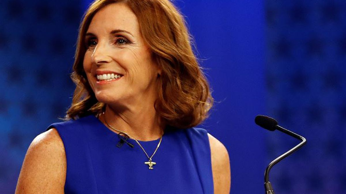 Gov. Ducey appoints McSally to McCain's Senate seat