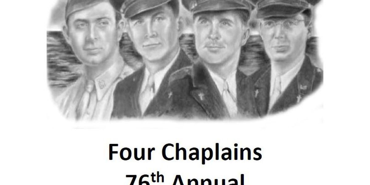 City of Tucson Veterans Affairs Committee hosts annual 4 Chaplains Memorial Service