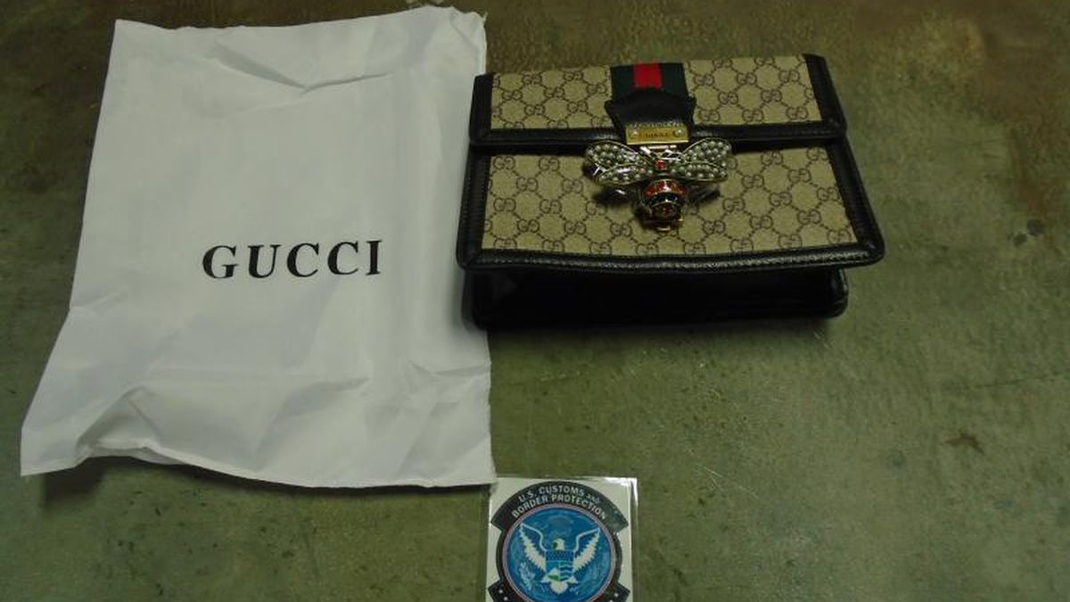 CBP officials seize over $193,000 worth of counterfeit designer goods, emphasize legal consequences for buyers and sellers