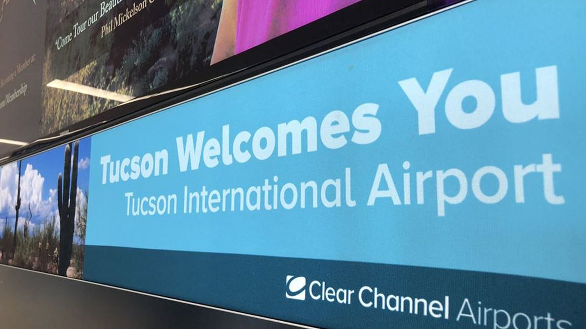 Hundreds head to Tucson to avoid country's arctic temperatures