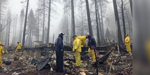 Largest utility in US files for bankruptcy amid California wildfire lawsuits