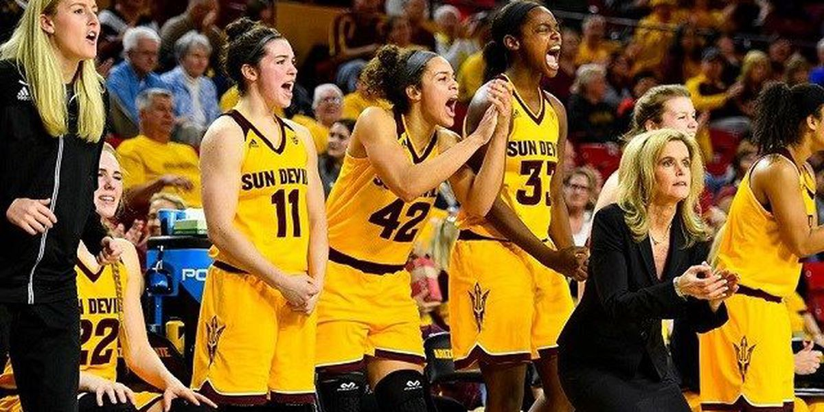 WOMEN: Sun Devils turnover UA to get season split