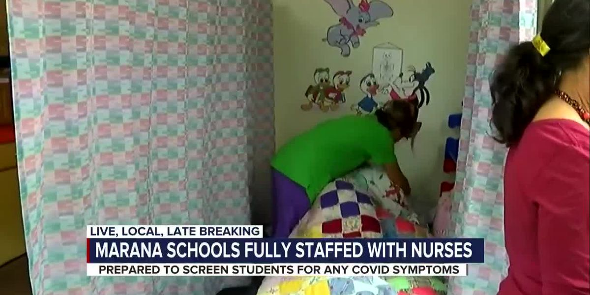 School nurse shortage poses new challenge amid pandemic