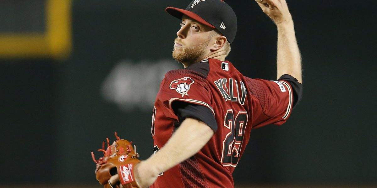 Kelly strikes out 10 in Diamondbacks' 7-1 win over Mets