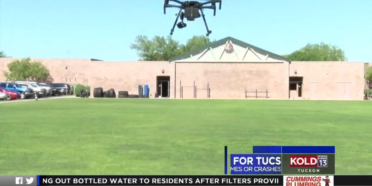 TPD using drones to help with investigations