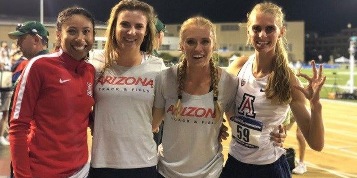 Arizona Track leaves West Prelims with both highs and lows