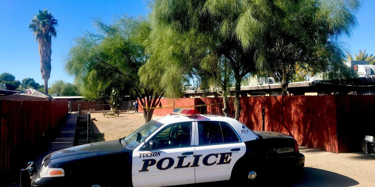One person in critical condition after fire at Tucson apartment complex