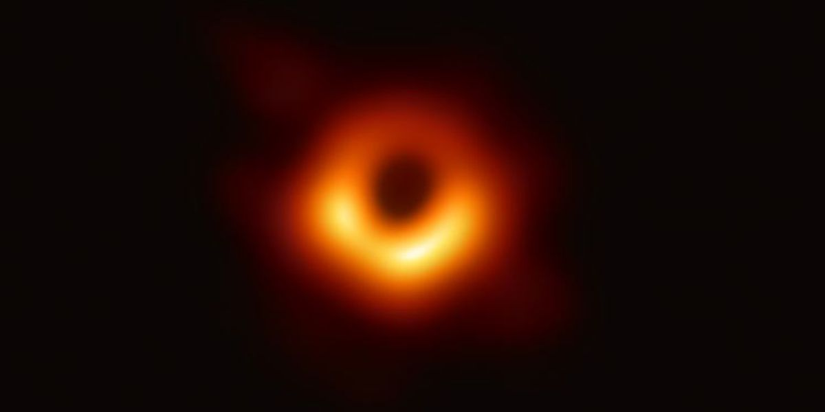 UA astronomers help snap first picture of black hole in space