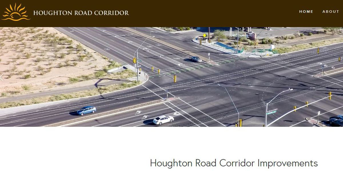 Open house for Houghton Road Corridor projects