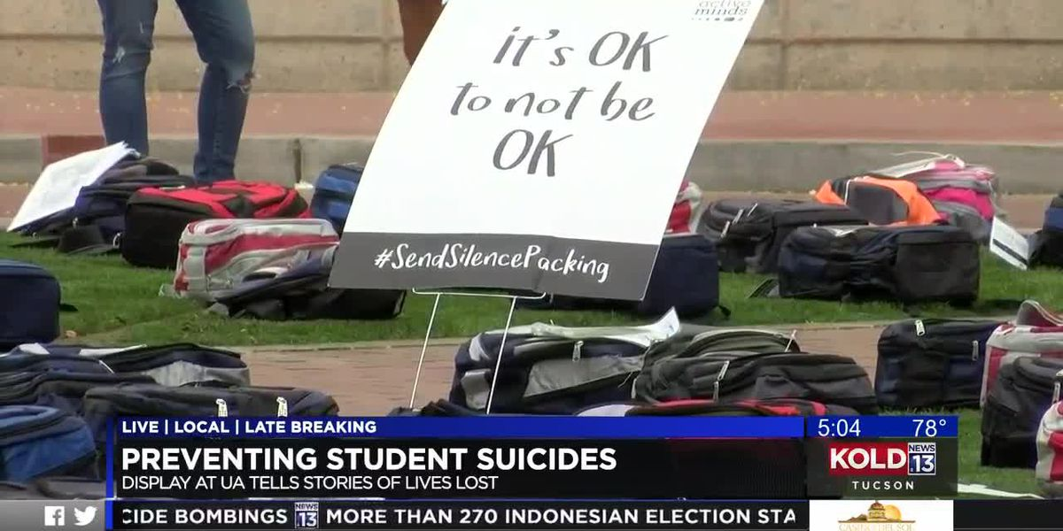 Suicides on rise on college campuses