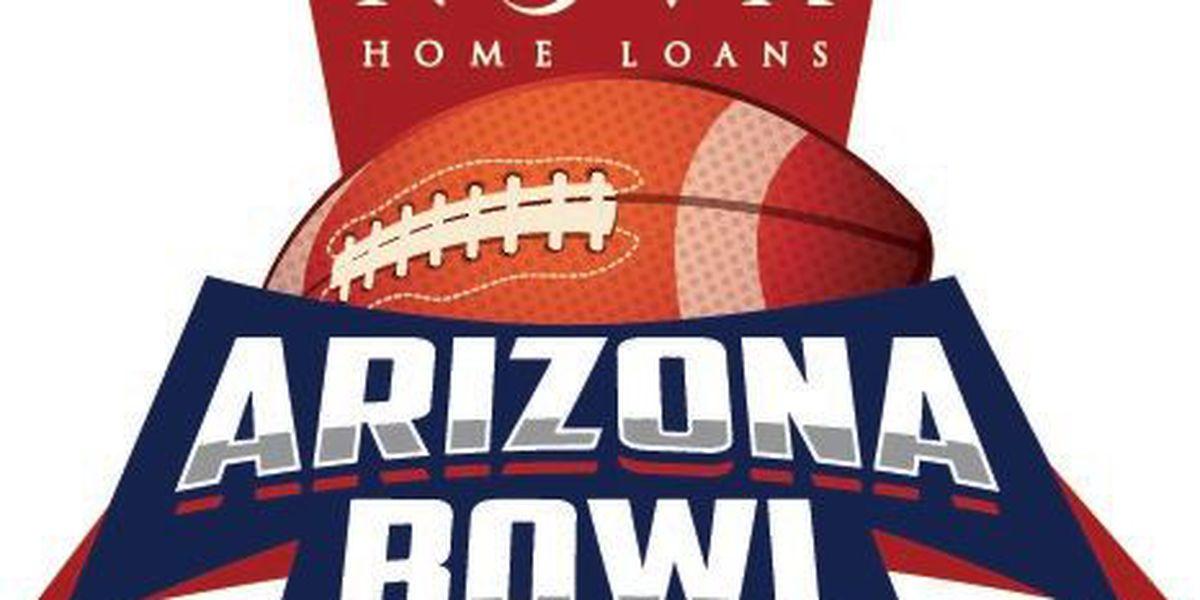 2019 Arizona Bowl to kick off on New Year's Eve