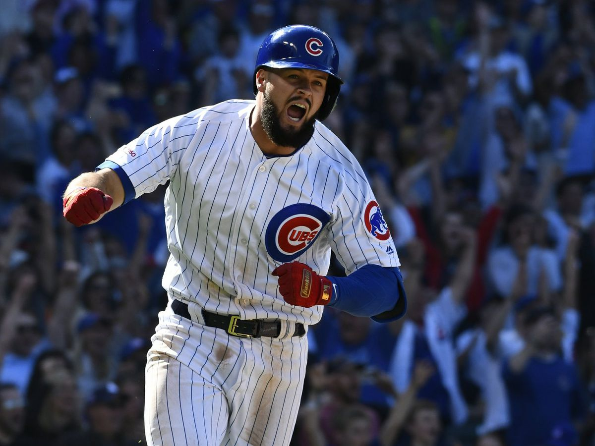 Bote lifts Cubs past Diamondbacks 2-1