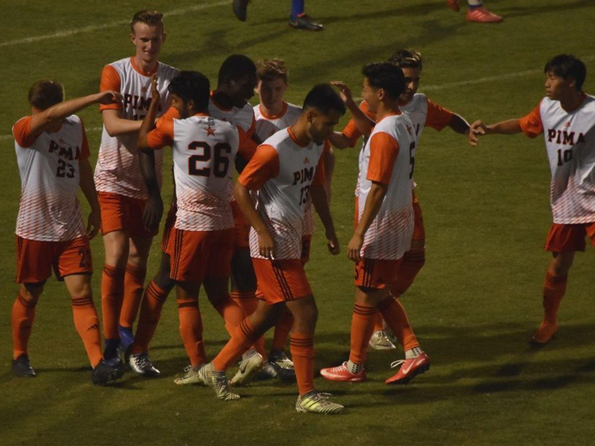 Aztecs men's soccer earns at-large bid for NJCAA Division I Tournament
