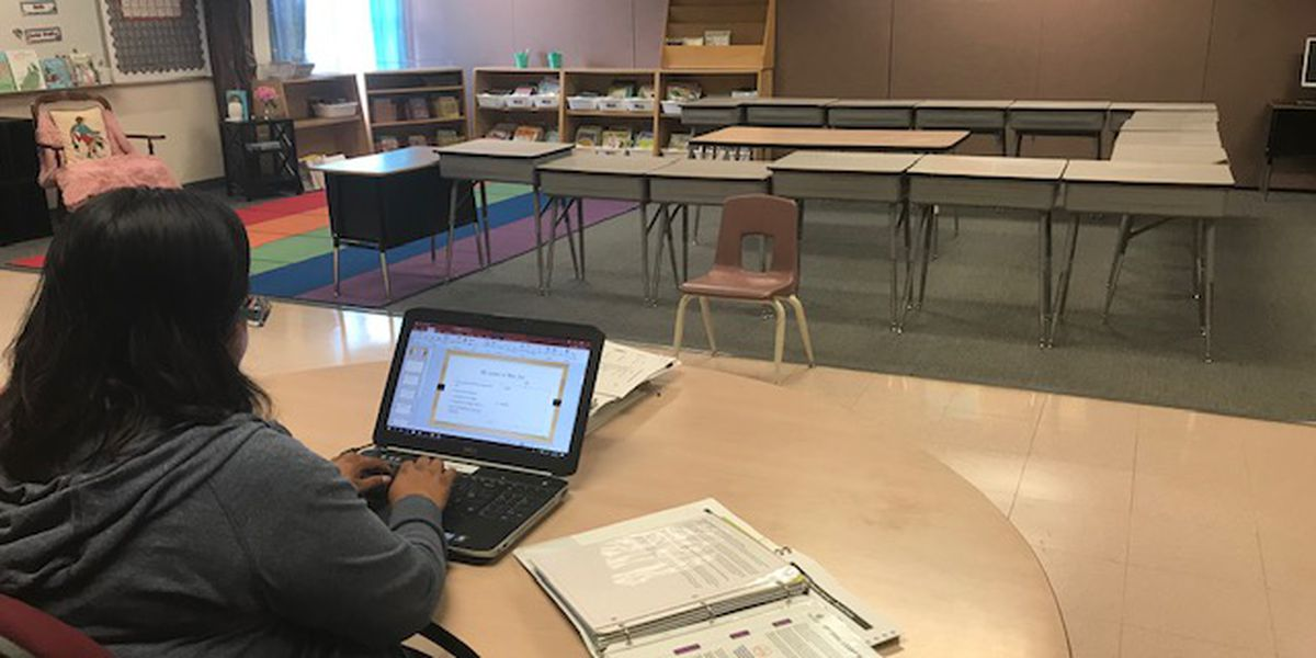 New teachers prepare for first school year in Tucson