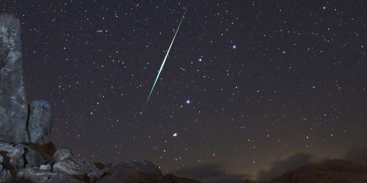 Geminids expected to be year's best meteor shower
