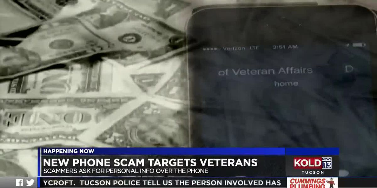 Phone scam targets veterans