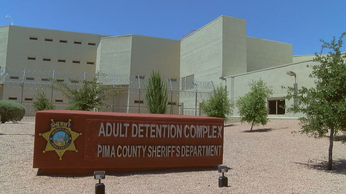Pima County works to release non-violent inmates to slow spread of COVID-19