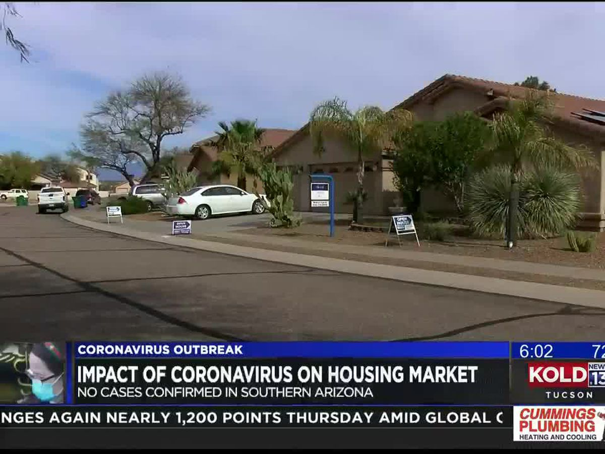 Local real estate broker expects COVID-19 to impact housing market