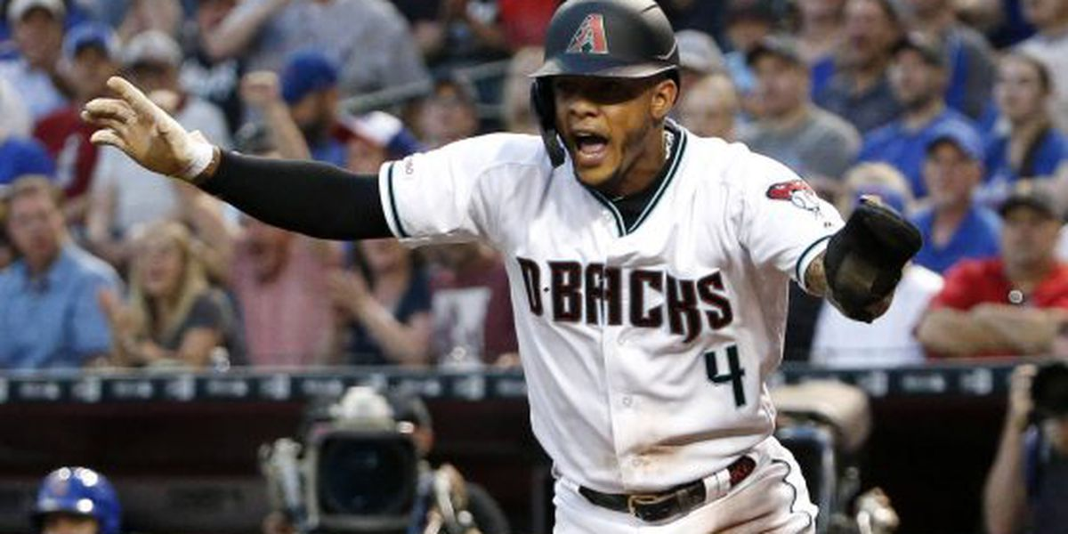 Diamondbacks beat Cubs 8-3 for 5th straight win