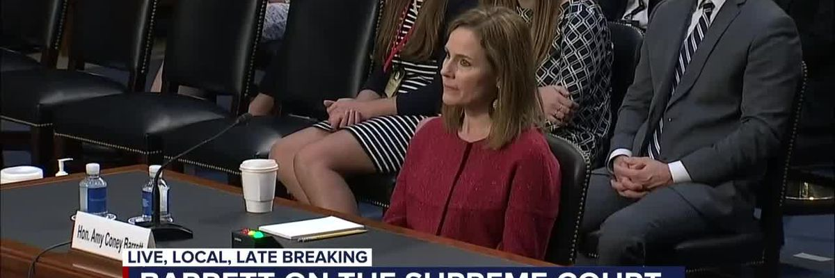Political expert weighs in on confirmation of Amy Coney Barrett to Supreme Court