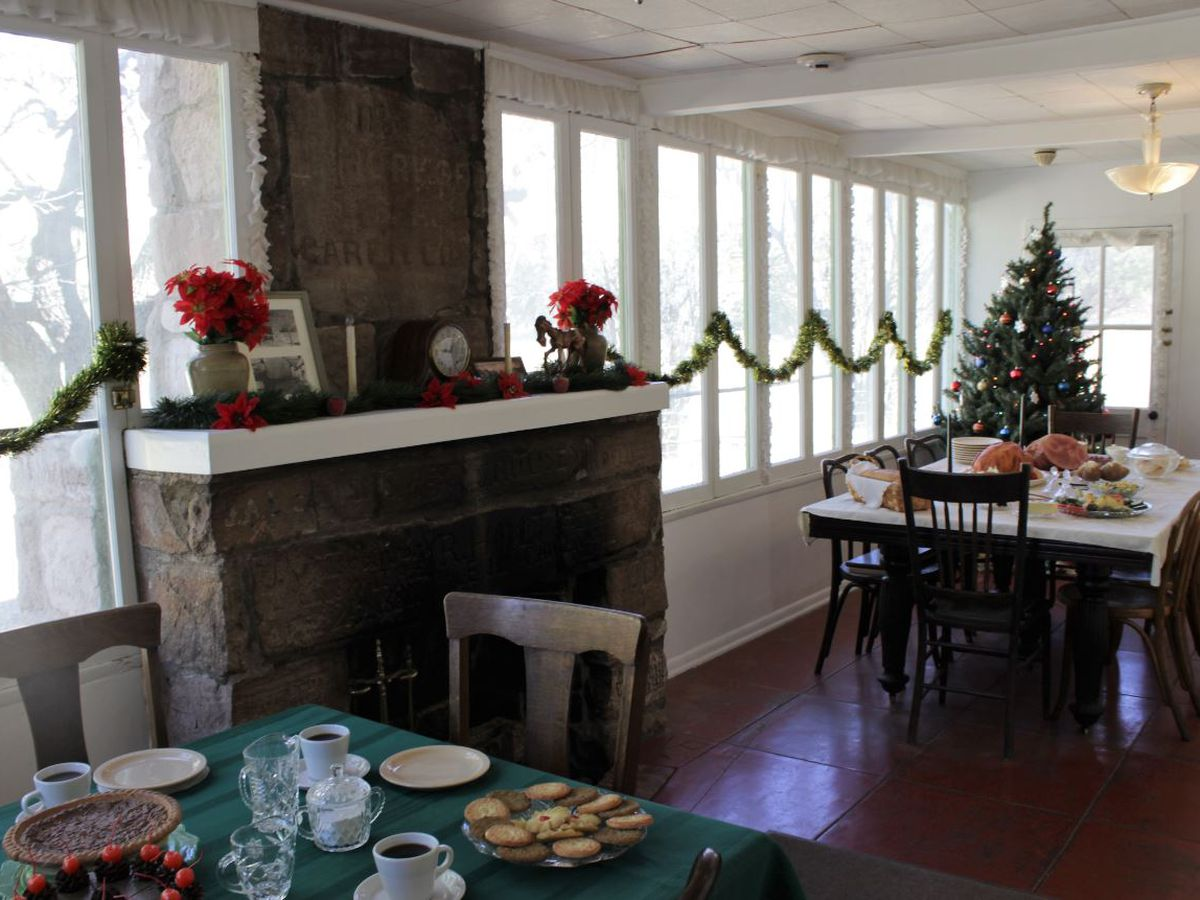 Chiricahua National Monument Holiday Open House at Faraway Ranch