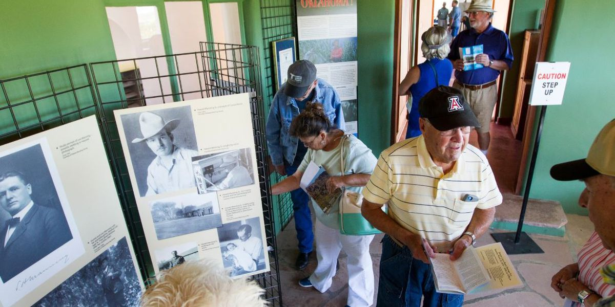 See what's cooking at Canoa Ranch Heritage Fair