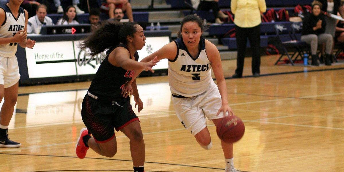Nakai named ACCAC Player of the Week