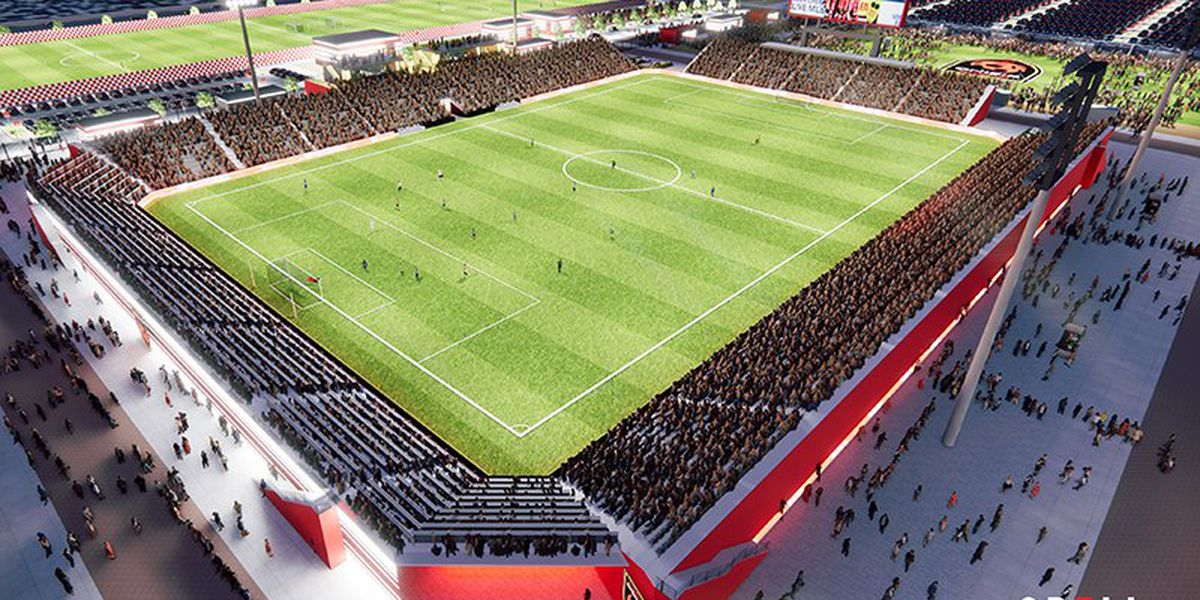 Phoenix Rising believes new stadium will bring improved fan, player experience