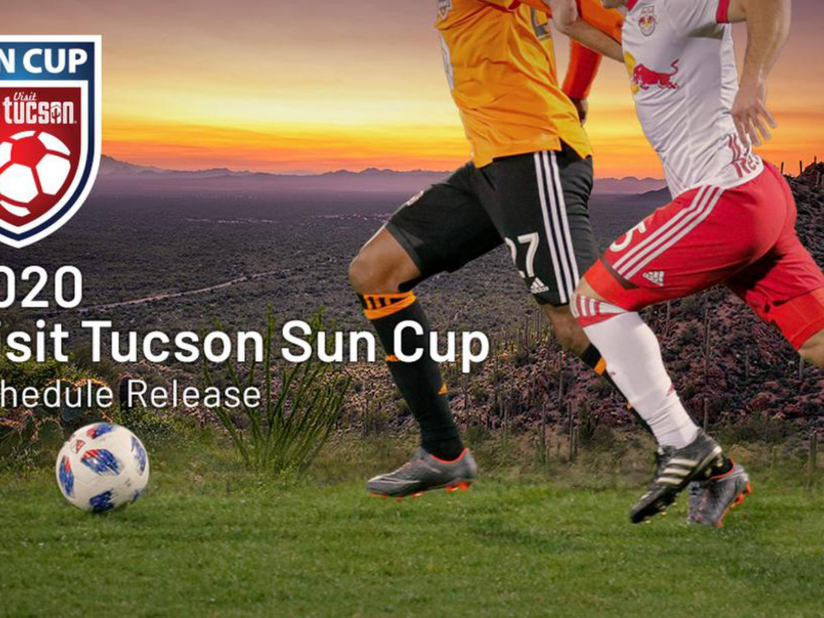 Schedule for Tucson Sun Cup released