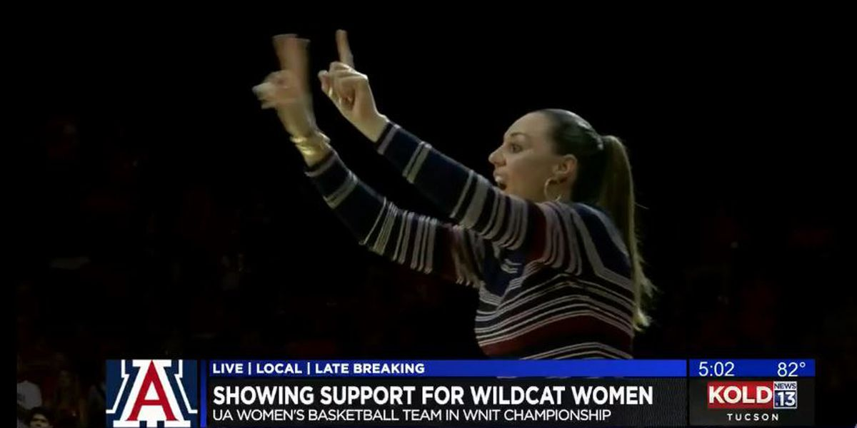 U of A Women's basketball flirting with first ever sell out