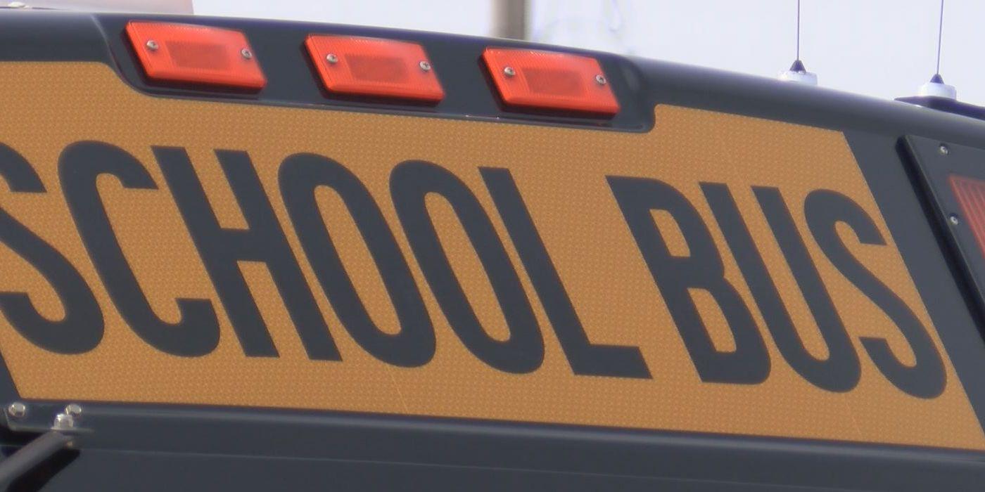 Tucson school bus involved in crash in midtown