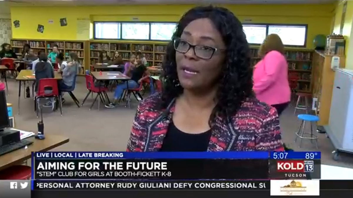 Tucson school empowers girls to chase their STEM dreams