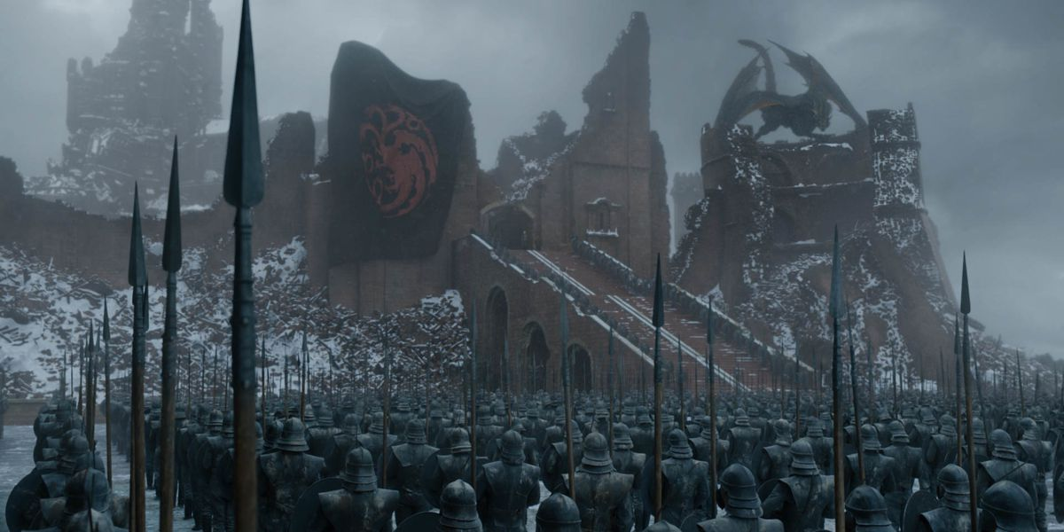 Reports: HBO pulls plug on 1 of 2 planned 'Game of Thrones' prequels