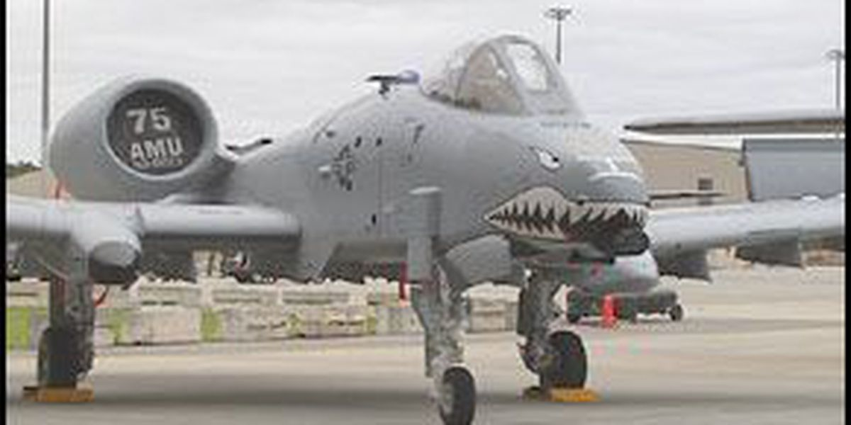 Arizona representative introduces bill to keep A-10 alive