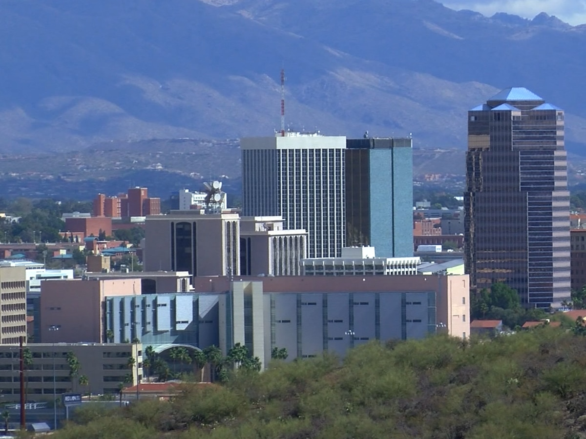Pima County Department of Environmental Quality issues air quality health watch