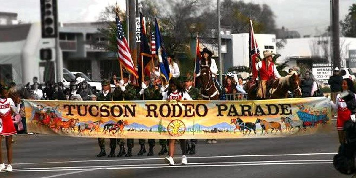 Grand marshal for Tucson Rodeo Parade to be revealed Thursday