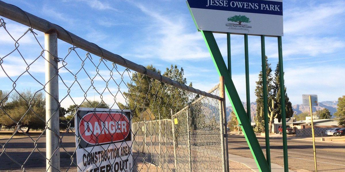 Despite planned upgrades, park closure dampens Christmas spirit