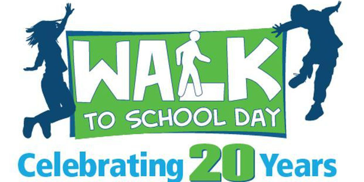 Pima County is looking for schools to participate in Walk & Bike to School day
