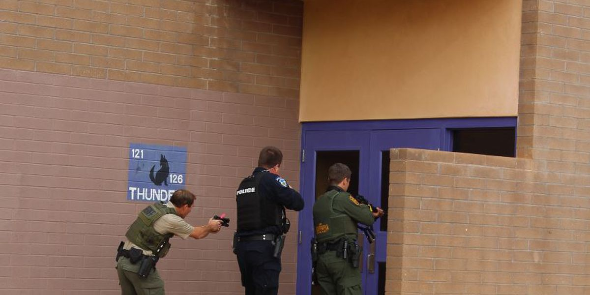 Cochise County emergency response agencies successfully complete full-scale training exercise