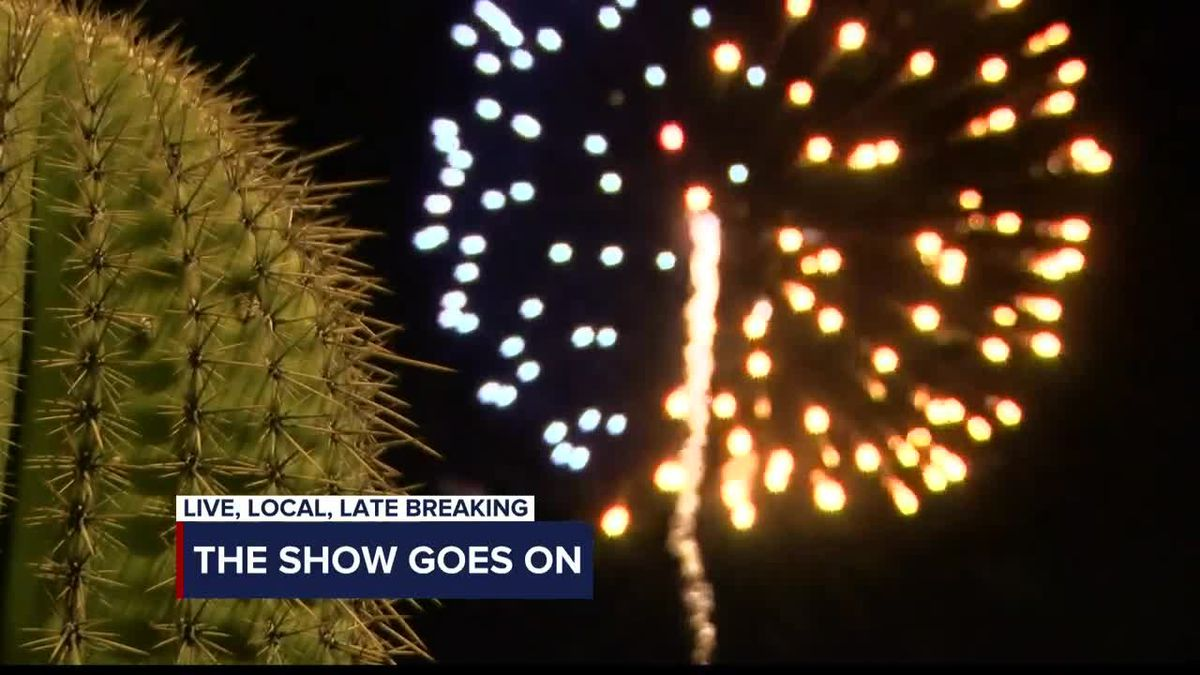 Sahuarita emphasizes social distancing for 2020 fireworks show