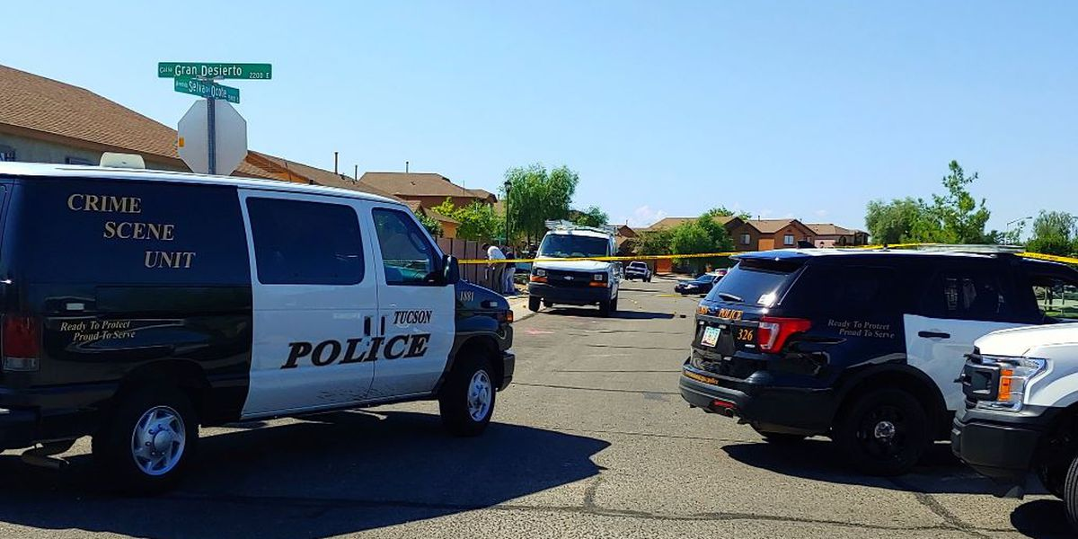 UPDATE: Police say teen fatally shot on Tucson's south side