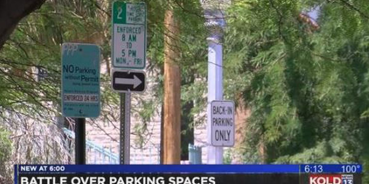 City to debate downtown parking issues