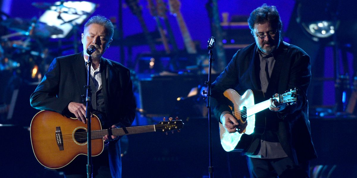 Eagles announce 'Hotel California' tour with orchestra and choir