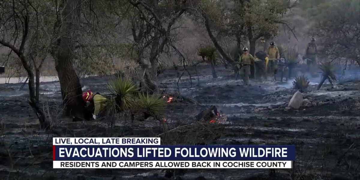 Cochise County Fires